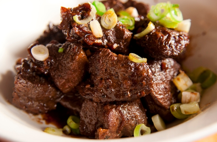 Adobo -- Thousands of variations of this popular dish in the Philippines...Shuhari in action!