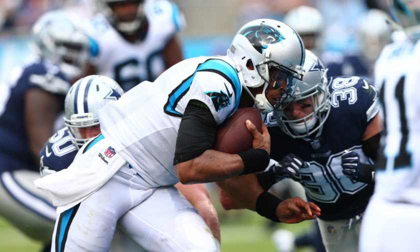 NFL: Dallas Cowboys at Carolina Panthers