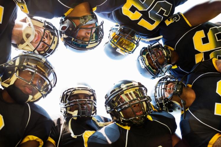 Teamwork-football