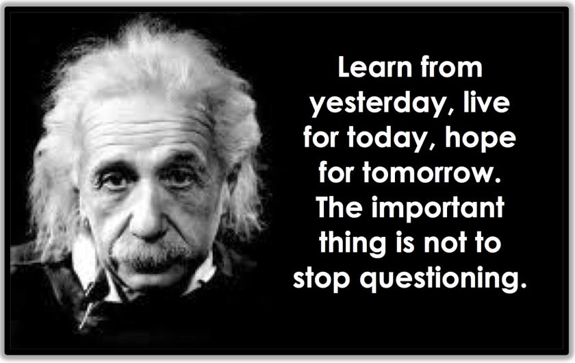 Albert Einstein1