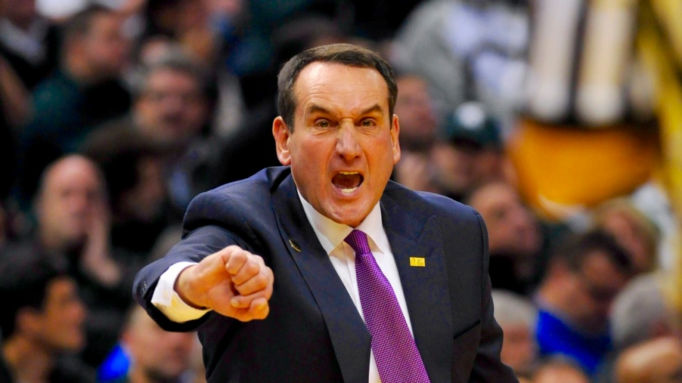 Duke Blue Devils played the Michigan State Spartans basketball
